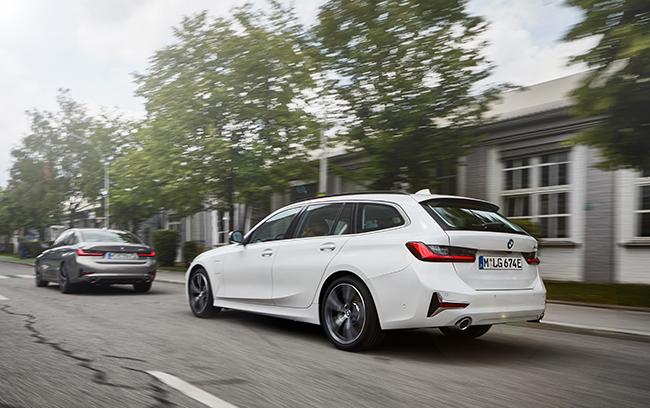 BMW Gropu presentará en Ginebra sus nuevos híbridos enchufables.