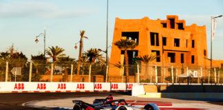 Nico Muller (CHE), Audi Sport ABT Schaeffler, la temporada pasada en Marrakesh.