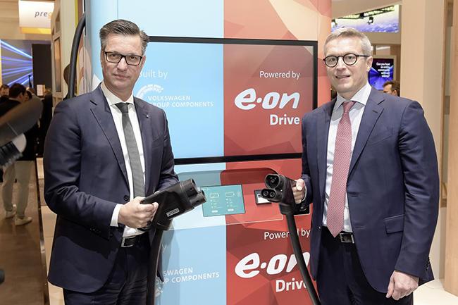 El nuevo sistema de E.On y Volkswagen Group Components se lanzará en Alemania en la segunda mitad de 2020.