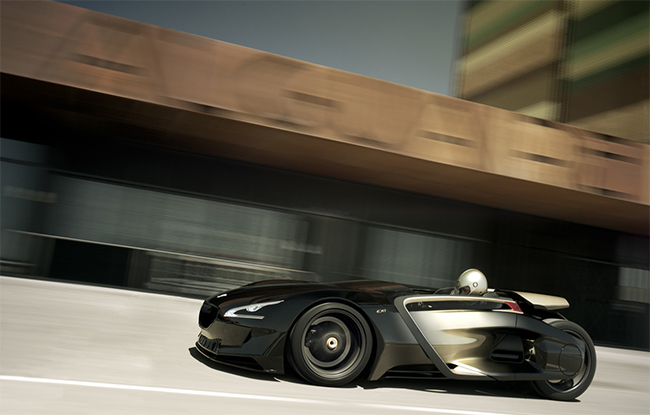 Peugeot Concept EX1.