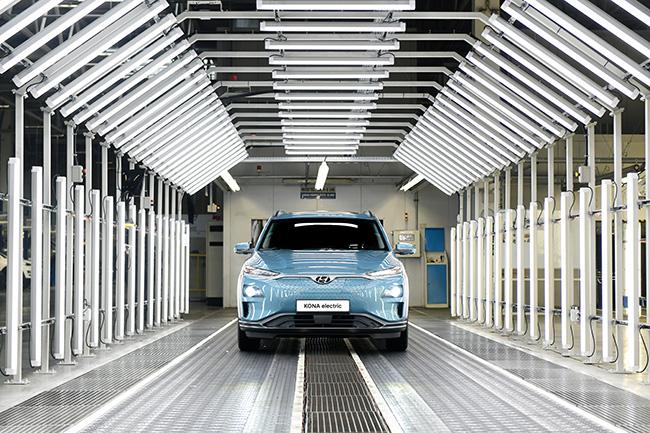Hyundai espera convertirse en el mayor proveedor de vehículos de cero emisiones en Europa en 2020.