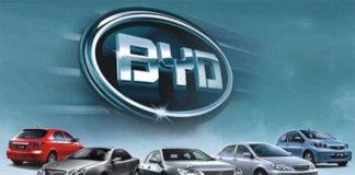 BYD es una compañía que fabrica vehículos electrificados y soluciones de energía.