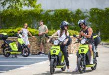 BeRider, motosharing de Skoda