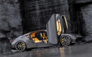 Koenigsegg Gemera, un MEGA-GT que, realmente, incorpora una ingeniería sorprendente.
