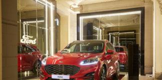 El Ford Kuga PHEV estará en Casa Decor desde el día 5 de marzo al 19.