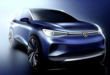 Nuevo SUV eléctrico Volkswagen ID.4.
