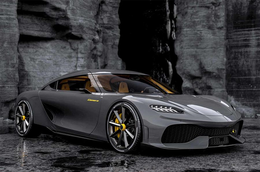 El vehículo ofrece un atractivo diseño, además, una gran comodidad y un emocionante manejo.