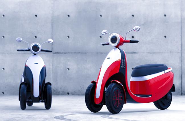 Microletta, el nuevo vehículo eléctrico de Micro Mobility Systems