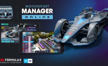 Motosport Manager Online.