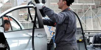 EL sector de la automoción prepara un plan de choque para cuando acabe la alerta. Foto: ANFAC.