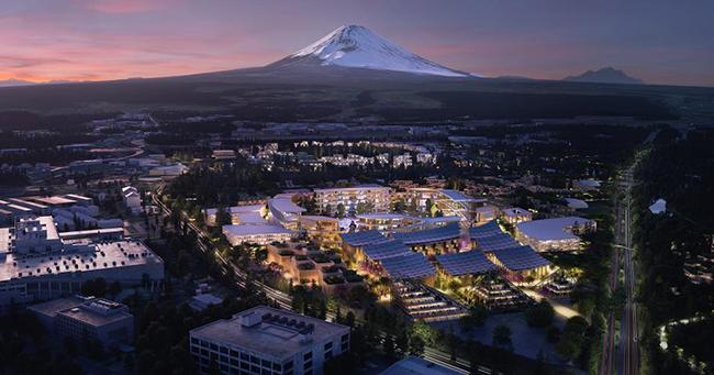 La plataforma se implantará se implantará en la Woven City –ciudad entrelazada– de Toyota (Susono City, prefectura de Shizuoka, Japón).