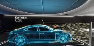 Taycan VR Experience ofrece gran cantidad de información sobre el vehículo, además de mostrarlo en detalle por dentro y por fuera.