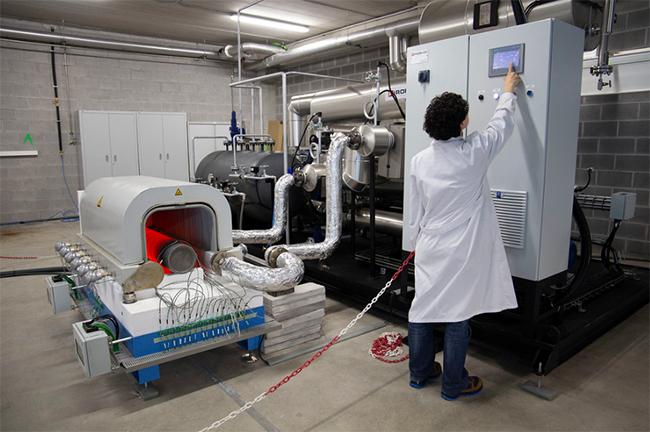Para WEEVIL se han desarrollado varios sistemas que incorporan tecnologías innovadoras.