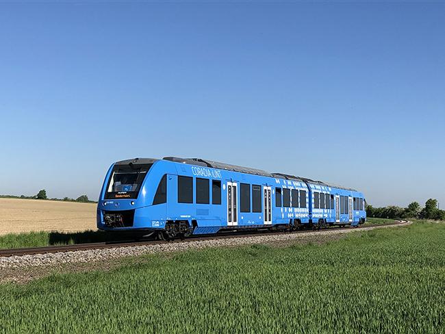 El tren de hidrógeno, Coradia iLint.