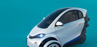 WEEVIL, el innovador vehículo eléctrico de tres ruedas vasco.