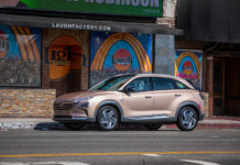 Hyundai NEXO, el paso más reciente de la marca hacia el hidrógeno.