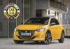 Nuevo Peugeot 208. Coche del Año 2020.