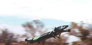 Coches eléctricos voladores