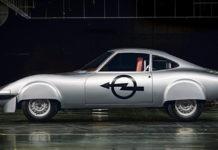 Opel Electro GT de 1971.