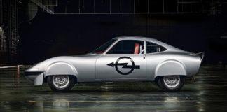 Opel Elektro GT de 1971.