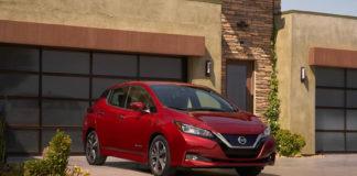 El Nissan LEAF tuvo la mayor cantidad de votos de los coches eléctricos más conocidos.