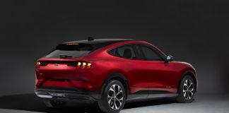 El Ford Mustang Mach-E llegará al mercado antes de acabar el 2020.