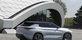 Mitsubishi Concept GT de 2016.
