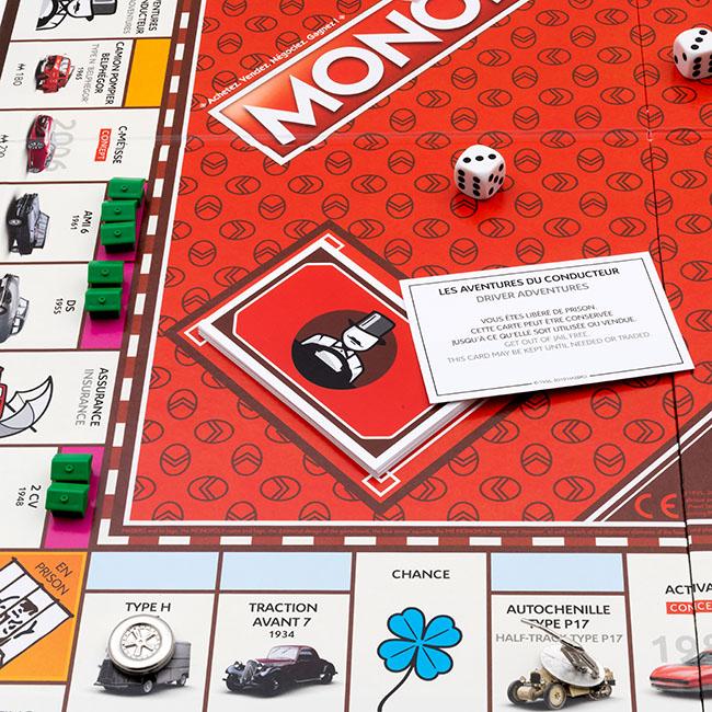 Monopoly Citroën.