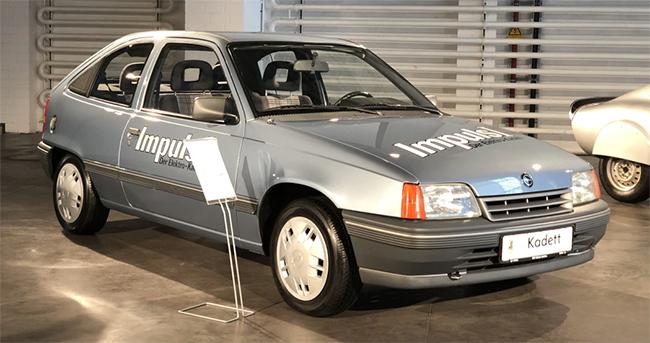 Opel Kadett Impuls I. 1990.