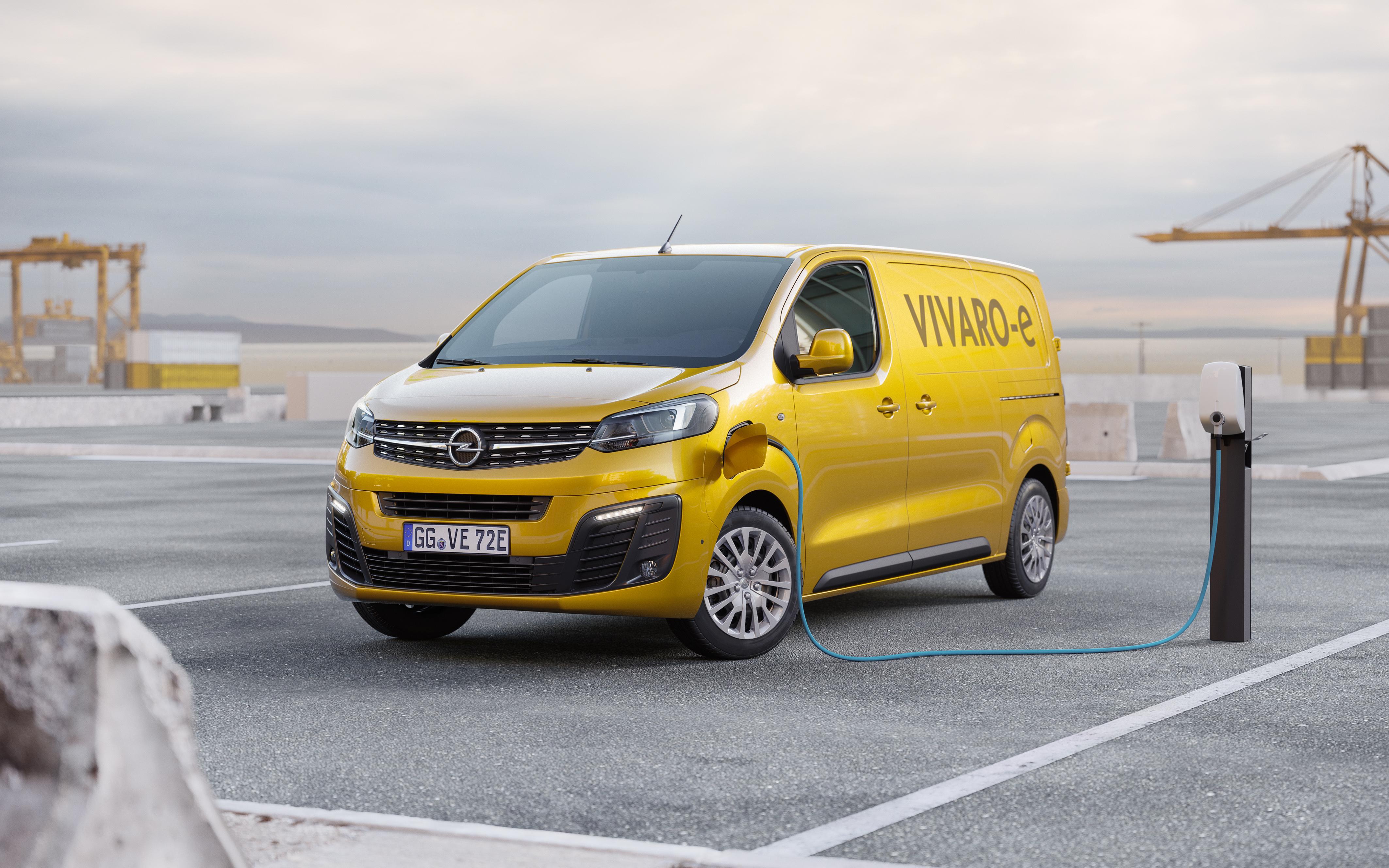 2021 Opel Vivaro Specs