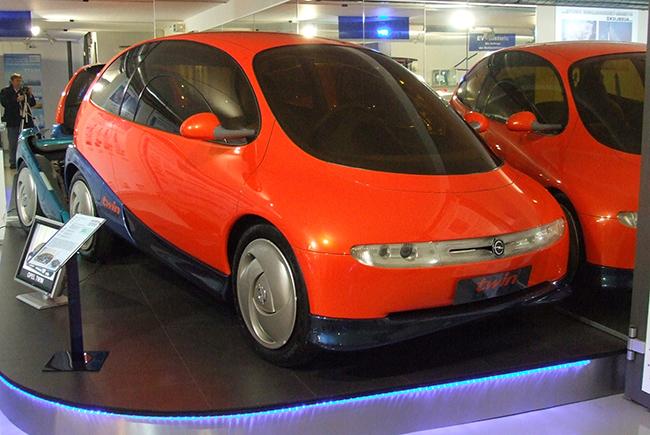 Opel Twin. 1992.