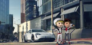 Porsche 4KIDS, la web para que los peques se entretengan durante el confinamiento.