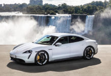 Porsche Taycan: 2020 World Car Performance y World Luxury Car.