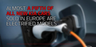 Uno de cada cinco coches de Kia en Europa, durante el primer trimestre de 2020 ha sido híbrido o eléctrico.