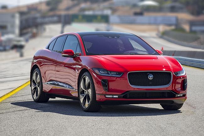 El tercero de los más conocidos fue el Jaguar I-Pace. Jaguar también consiguió buenos resultados en otras secciones.