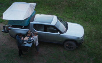 Rivian R1T, una pick-up eléctrica preparada para cualquier aventura.