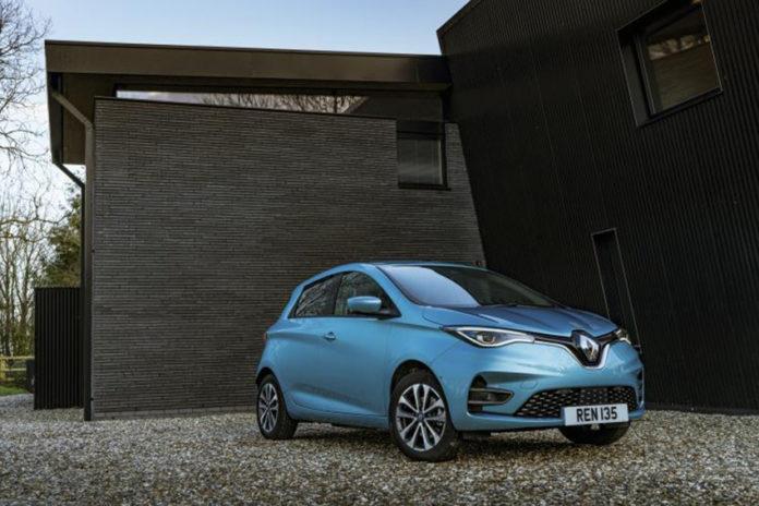 Nuevo Renault ZOE. Tercera generación.