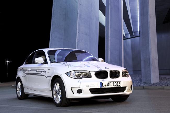 BMW Active E.