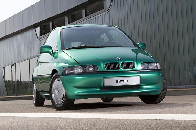BMW E1.