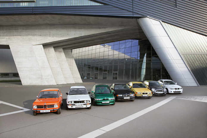 Movilidad eléctrica de BMW: casi medio siglo de historia.