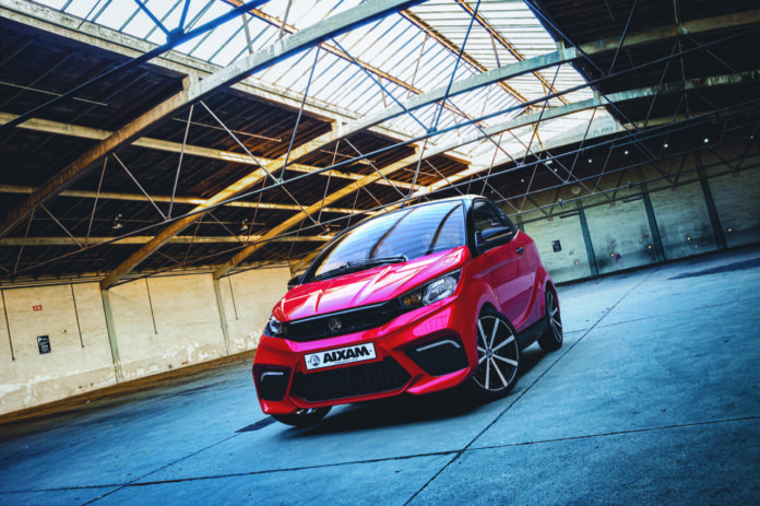 coches electricos sin carnet