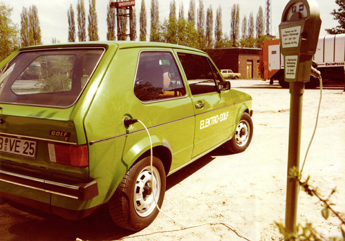 Elektro-Golf I (1976).