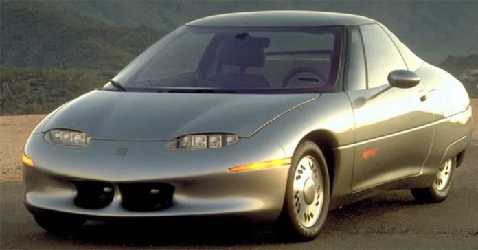 GM EV1.
