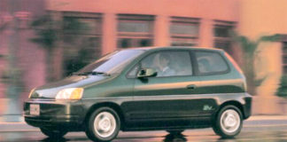 Honda EV Plus.