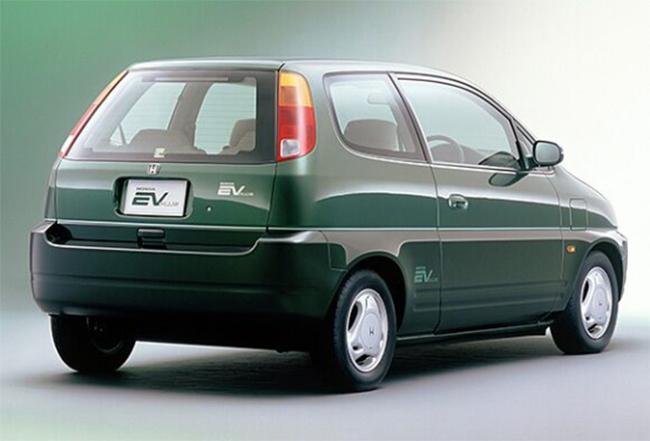 El primer eléctrico de Honda.