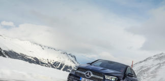Nuevo SUV Mercedes GLE 350 de 4MATIC Coupé en versión híbrida enchufable.