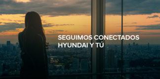 """Hyundai España mantiene el contacto con sus usuarios mediante la nueva iniciativa """"Seguimos conectados""""."""