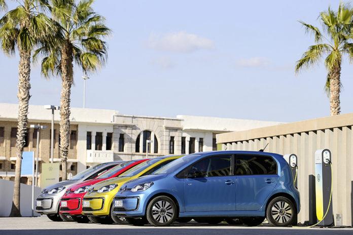 Volkswagen ha conseguido en los tres primeros meses del año más de 20.000 pedidos del nuevo e-up! eléctrico.