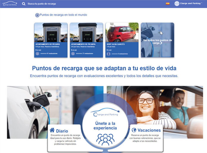 Cargacoches adquiere la plataforma Charge and Parking.