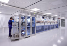 Centro de I+D de baterías de BMW.